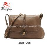 Md5-008/009 China Lieferanten-Qualitäts-Frauen-echtes Leder-Handtaschen-Dame-Handtaschen