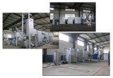 De Vergasser van de biomassa, het Project van de Schil van de Rijst van Tanzania 500kw van de Elektrische centrale van de Gasvorming van de Biomassa