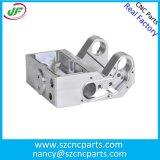 Алюминий 6061 подвергал часть механической обработке части металла филированную CNC, части CNC подвергая механической обработке