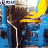 Automatischer Aufbau, der geschweißtes Ineinander greifen-Maschine verstärkt