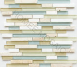 SPA Glass Stone Linear Blend Mosaics