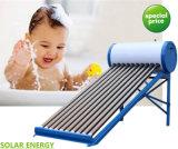 Non системы отопления горячей воды давления подогреватель воды солнечной механотронный солнечный