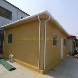 Casa prefabricada ligera del panel de emparedado del cemento