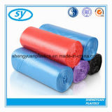 Подгонянный мешок отброса различных цветов Biodegradable пластичный