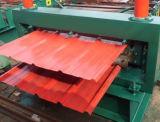 Folha ondulada da telhadura da chapa de aço para o material do aço da construção