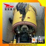1500mm持ち上げられたアーチ形にされたトンネルのボーリング機械