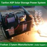 2kw 5kw 10kwの照明ホームシステムが付いている太陽電気の発電機
