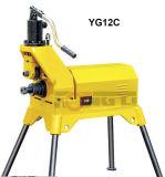 Hydraulic Pipe Ranuradora (YG12C)