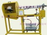 Sturzhelm-Glas-Hit-Prüfungs-Maschine