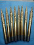 Kegelzapfen-Form-Diamant-Fräser-Bits für Granit, Stein