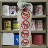 La estación de los trapos del tocador de la Navidad imprimió el rodillo del retrete de la novedad del papel higiénico