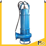 Bomba submergível da pasta da mina do ferro para o sólido da concentração elevada