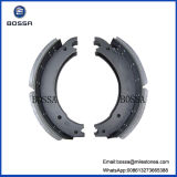 Programma e Drawing Proccesing Casting Parte Farm Machinery Brake Shoe