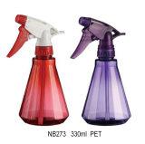 330ml Plastikminitriggersprüher-Flasche für Reinigung (NB274)