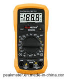 온도 측정을%s 가진 Peakmeter Ms8233c 디지털 멀티미터