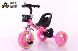 China-Kind-Baby-Dreiradfahrrad-Fahrt auf Geschäftemacher-Spaziergänger der Spielwaren-drei