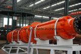 Bomba submergível para a drenagem de mina