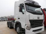 최고 상표 Sinotruk HOWO 6 x 4 트랙터 트럭 420HP