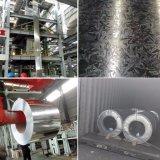 ASTM Dx51dの熱い浸された亜鉛によって塗られる電流を通された鋼鉄コイル(HDG)