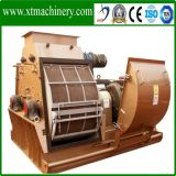 Arroz Husk Grinder Coconut Fiber Hammer Mill com Cyclone