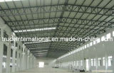 倉庫のための鉄骨構造の建物