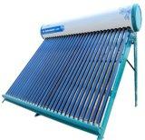 300 litros de calefator de água solar na Zâmbia