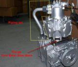 Измеритель прокачки и насос с зубчатой передачей для Fuel Dispenser Uesd для Gas Staion
