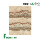 Мрамор доски PVC строительных материалов мраморный