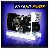 Groupe électrogène diesel refroidi à l'eau de Lovol 30kw/38kVA avec le réservoir de carburant quotidien