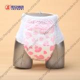 Couche-culotte jetable de bébé de haut bébé d'absorptivité