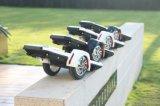 Rad-elektrisches Skateboard des Fabrik-preiswerteres Preis-zwei mit LED