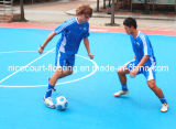 Corte al aire libre de Futsal de la alta calidad, suelo al aire libre de la corte de Futsal