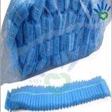 Non-Woven chirurgico della protezione della protezione Bouffant dei capelli