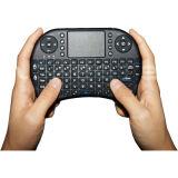 Touchpad Keyboard de Rii Mini 2.4GHz Mini Wireless pour Smart TV (ZW-51009 (MWK09))
