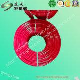 """1/я """" шлангов брызга воздуха давления PVC заплетенных волокном усиленных высоких"""