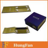 Boîte cadeau en papier repliable pliable de haute qualité / Boîte en papier repliable