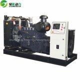 Tipo abierto trifásico generador diesel de la CA de la gasolina de Shangchai 250kVA con buen precio