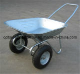 Wheelbarrow dobro do mercado do russo da roda (Wb6211)