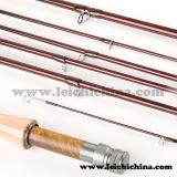 Pesca Rod della mosca del viaggiatore del carbonio di Im10 Toray