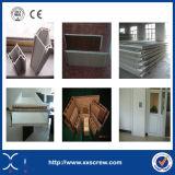Maquinaria de madeira do plástico da espuma do PVC