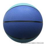 عالة تصميم حجم 6 مطاط كرة سلّة