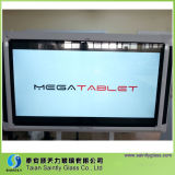 "4m m /5mm 67 "" Extra White Tempered Glass Screen para Tablet"