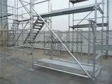 De Norm/de Verticaal van de Steiger van het staal voor het Systeem van de Steiger Kwikstage