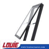Guarnición de extremo del remache del metal que hace publicidad del resorte de gas del soporte del rectángulo ligero