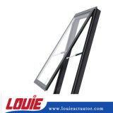 Metallösen-Endpass-Stück, das heller Kasten-Stützgasdruckdämpfer bekanntmacht