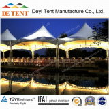 Line에 있는 3X3m Conical Tent