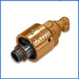 Accoppiamenti rotativi universali di capacità elevata di Deublin dell'aria dell'acqua idraulica raffreddata ad acqua del vapore