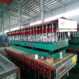 Производственная линия машина песчаной крышки стеклоткани GRP FRP Grating