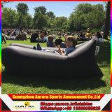 [نو برودوكت] نيلون بناء قابل للنفخ ينام أريكة /Bag, أريكة خارجيّة كسولة