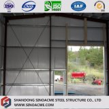 Helles Stahlkonstruktion-Lager für Ministall